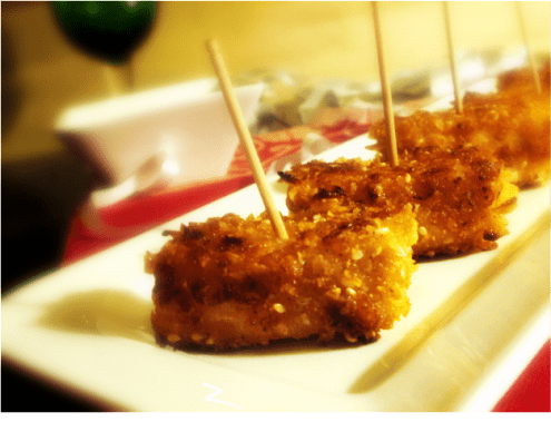 Crispy Sesame Fried Tofu – Honest Cooking