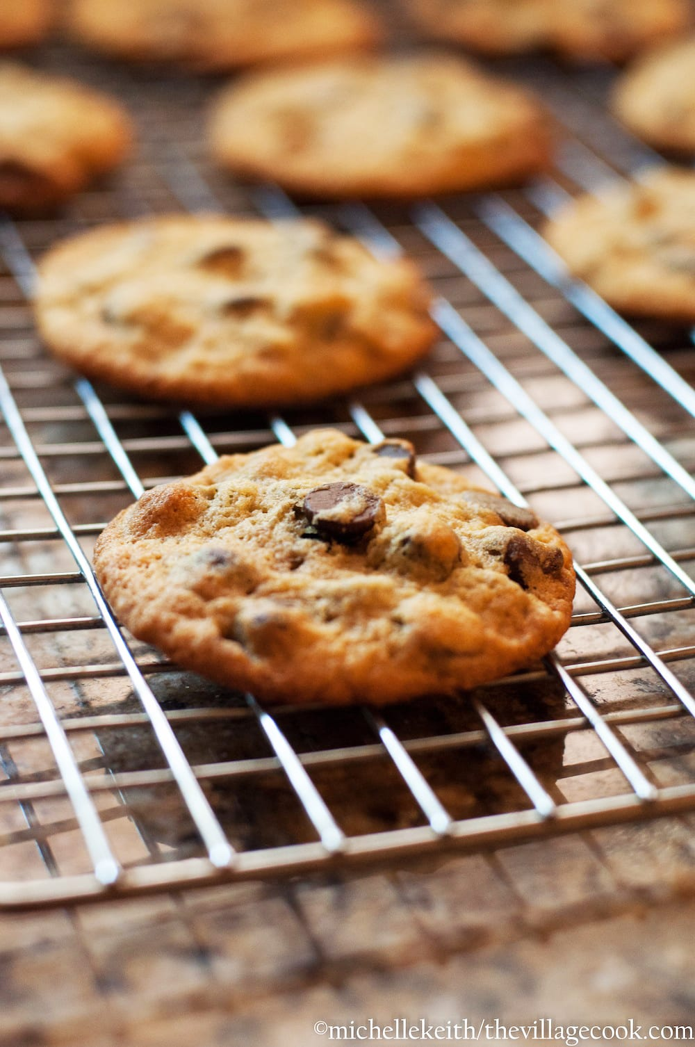 perfect chocolate chip cookie instant pudding mix helps keep cookies ...
