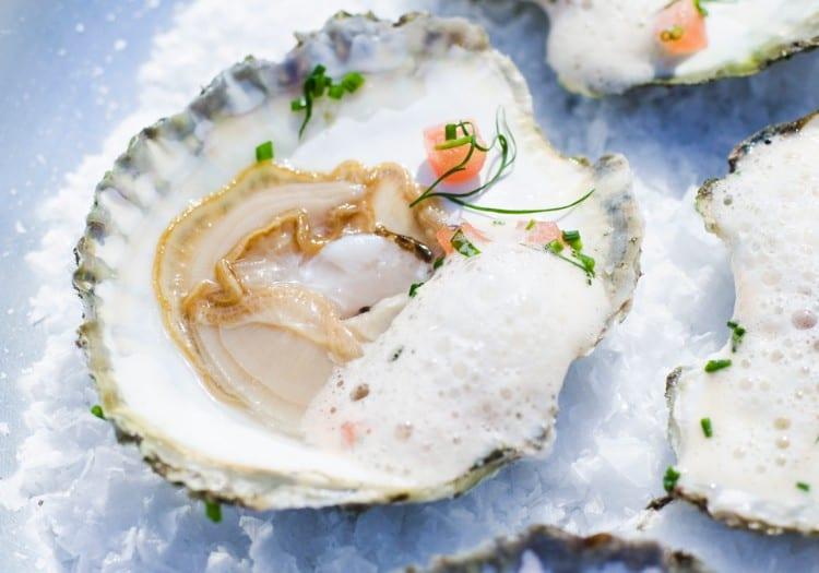 Sweden seafood