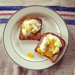 "Kettle Eggs—An Improvised Expat Recipe for ""Oeufs Mollets"""