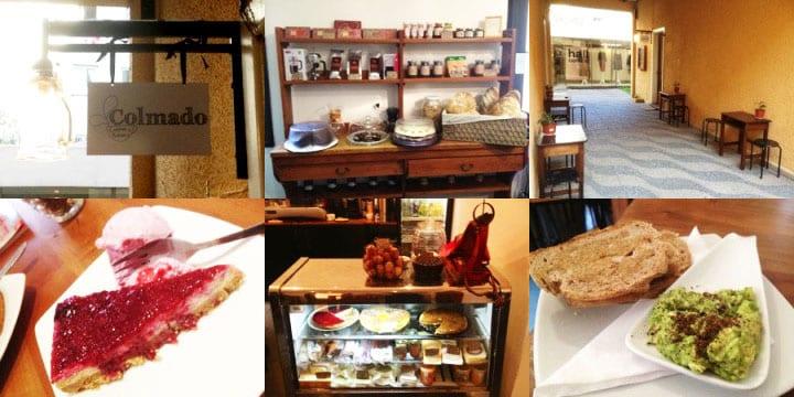Colmando Cafe and A Hidden Dinner