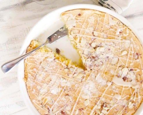 Swedish Visiting Cake with Mackmyra Whisky Glaze