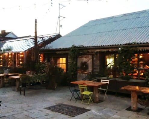 Coffee House Test: Styer's Garden Cafe