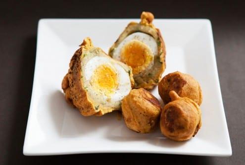 Egg Bhajia