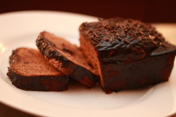 Super Simple Chocolate Cake Recipe