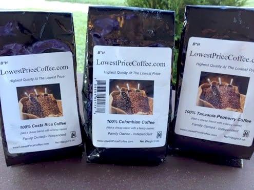 Mugged: Lowest Price Coffee