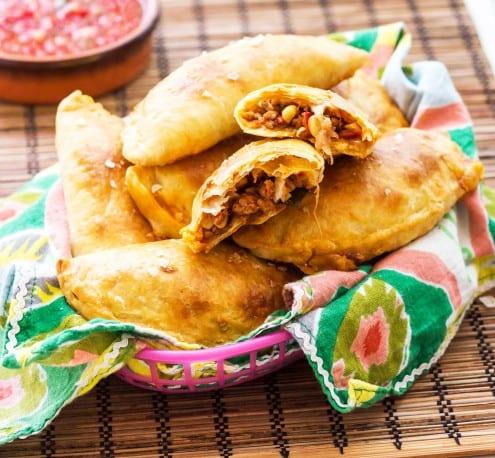 Pork Empanadas