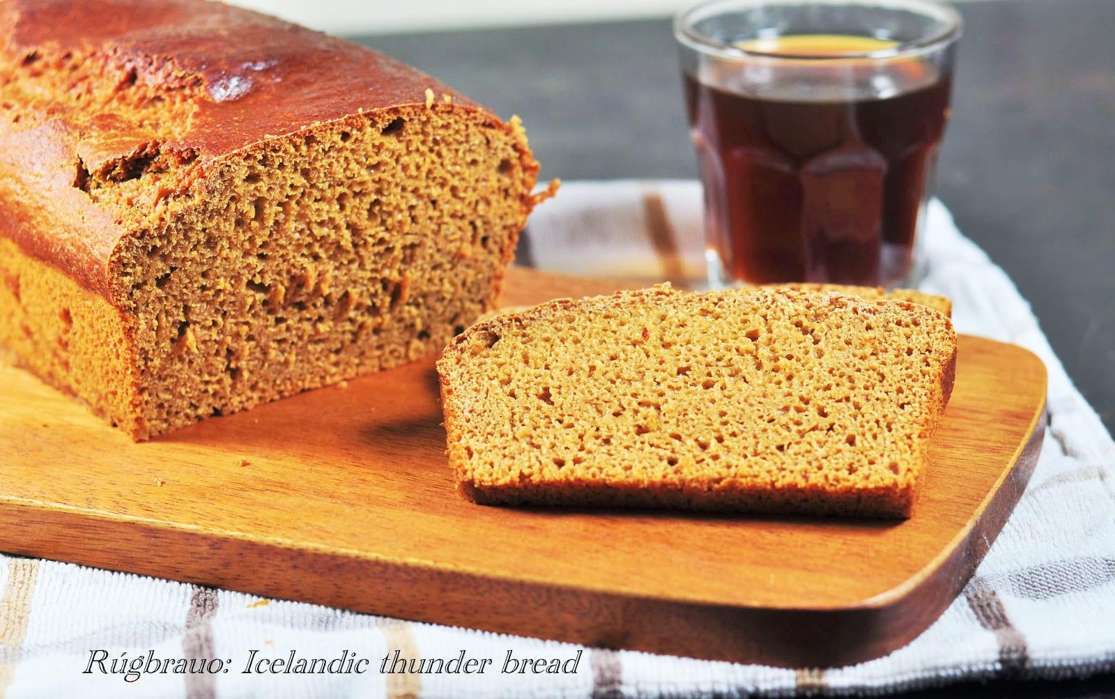 Rúgbrauð: Icelandic Thunder Bread