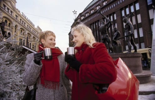 Finnish Christmas Traditions, New and Old