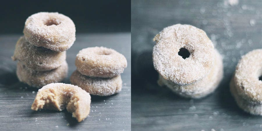 Pumpkin Spice Donuts (Or Muffins)