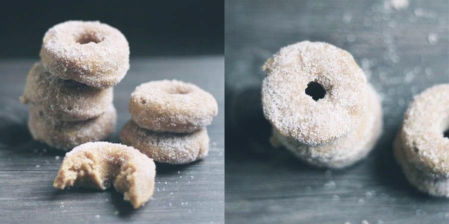 Pumpkin Spice Donuts (Or Muffins)