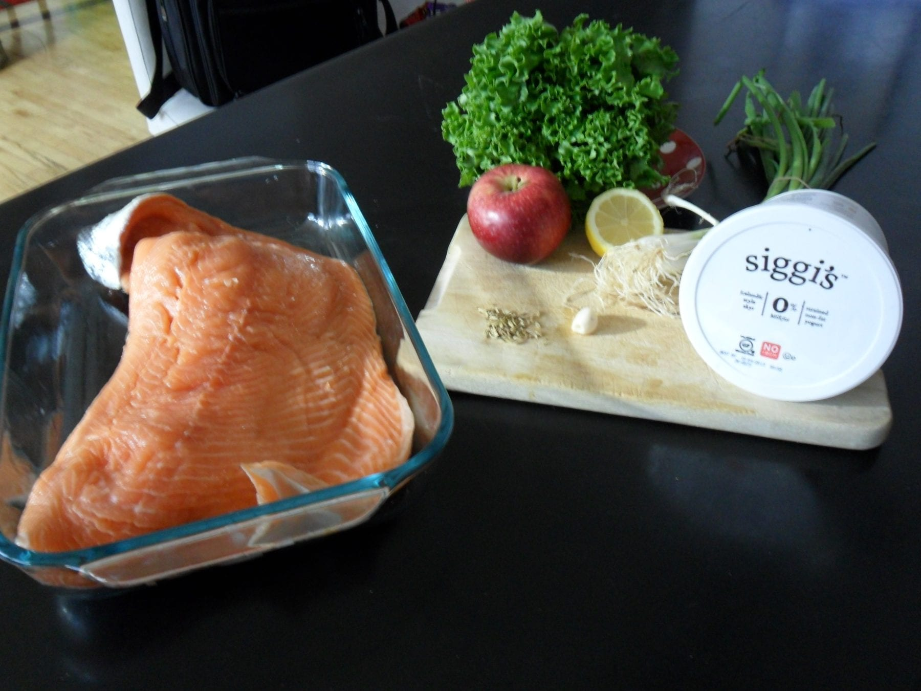 Salmon and Siggy's