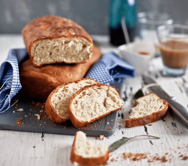 Ricotta and Sage Loaves