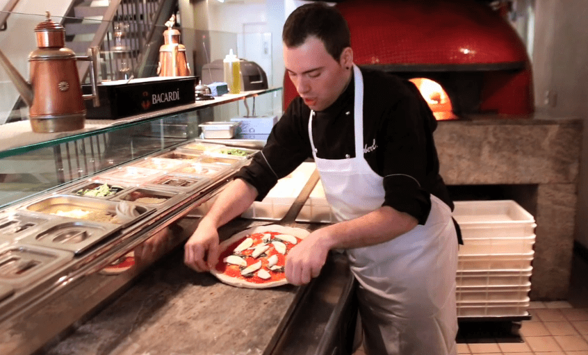 CHEF'S TABLE with RICCARDO: Neapolitan Cuisine (Pizza!)
