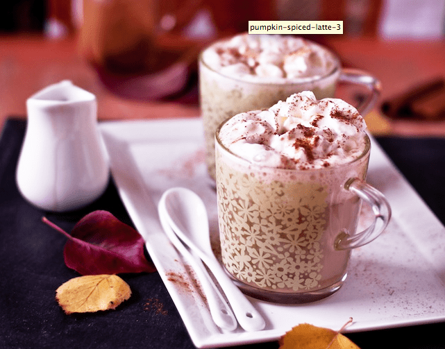 Fall Favorite: Pumpkin Spiced Latte
