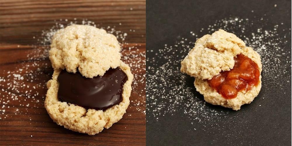 Danish Kammerjunker Cookies