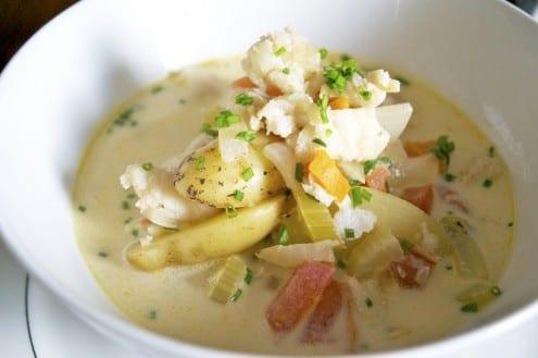 Plokkfiskur: Icelandic Fish Stew
