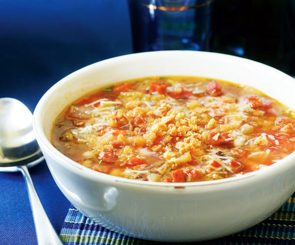Tuscan Peasant Soup with Pancetta – Honest Cooking