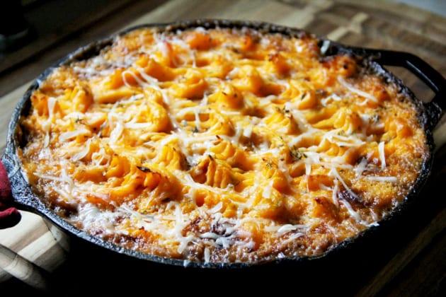 Updated Comfort Food: Sweet Potato Shepherd's Pie