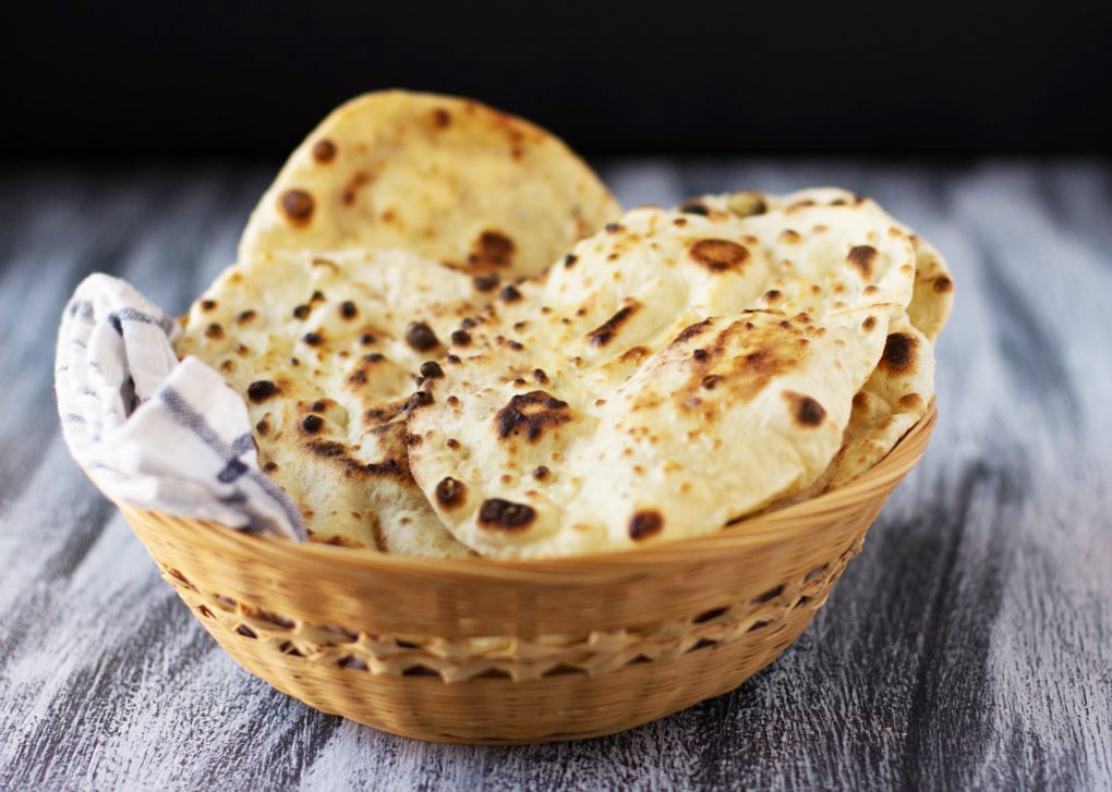 How To Make Your Own Naan Bread