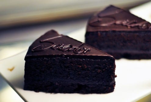 Sachertorte Recipe by Michelle Rose