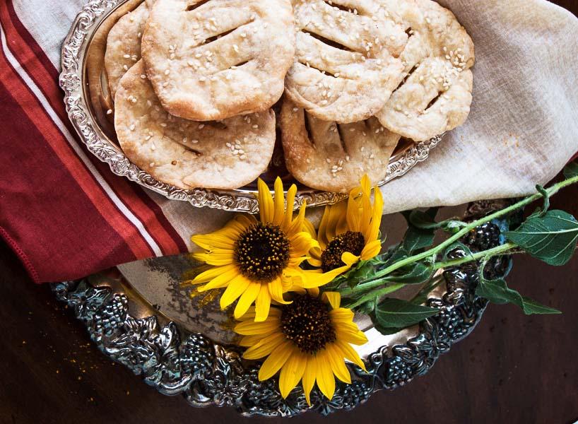 Bakarkhani Bread