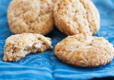 Chipotle Cheddar Buttermilk Biscuits