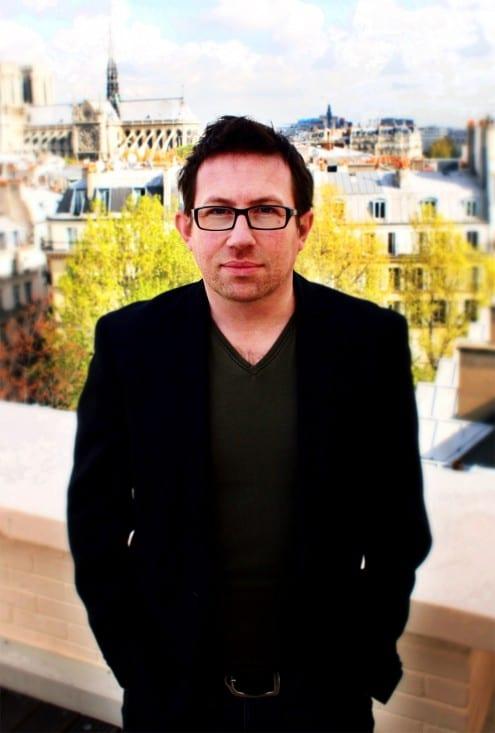 Omnivore founder, Luc Dubanchet
