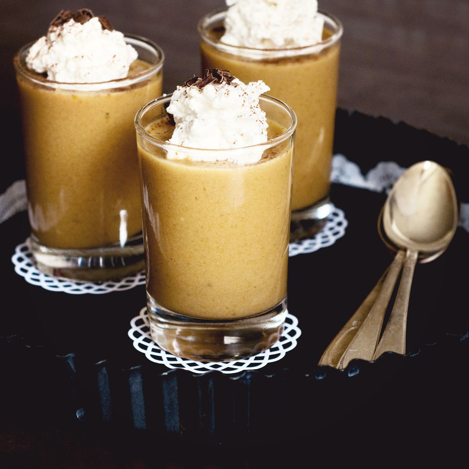 Gluten Free Pumpkin Pudding