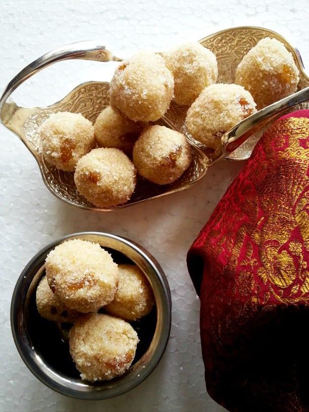 Ladoo: Sweet Semolina Balls