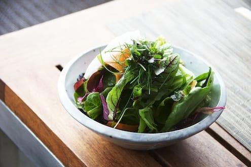 Mixed Leaf Salad