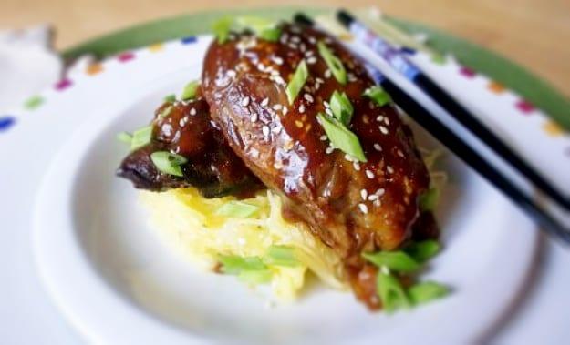 Honey Ginger Chicken Recipe