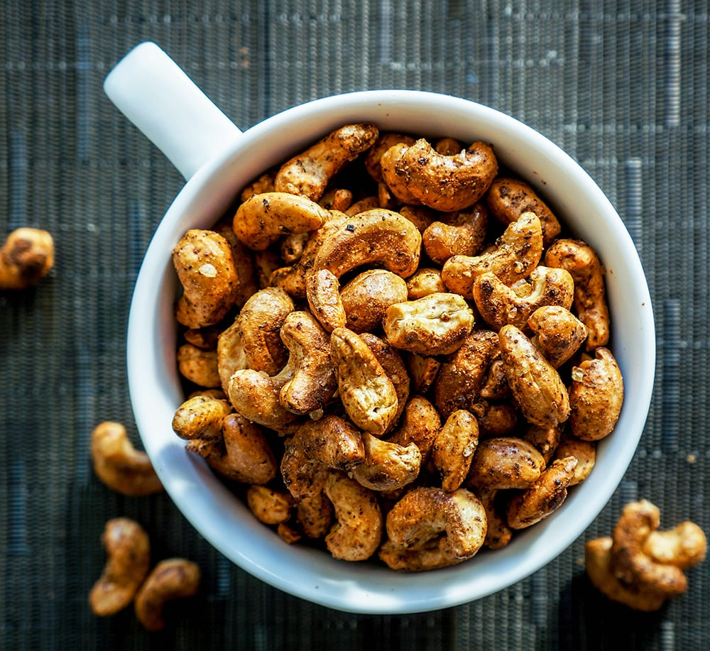 Ancho Spice Cashews
