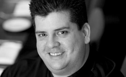 Chef Alejandro Abad