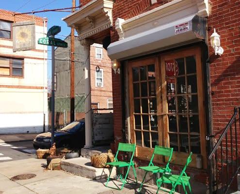 Coffee House Test: Leotah's Place Coffeehouse
