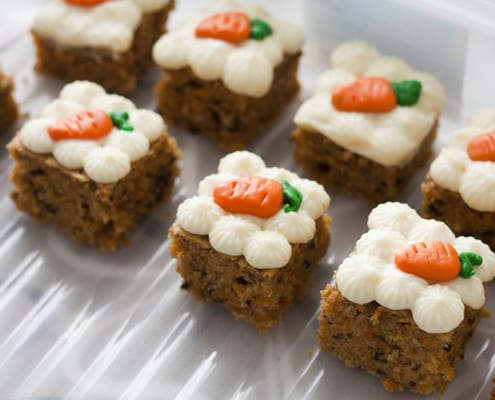 What Goes Well With Carrot Cake