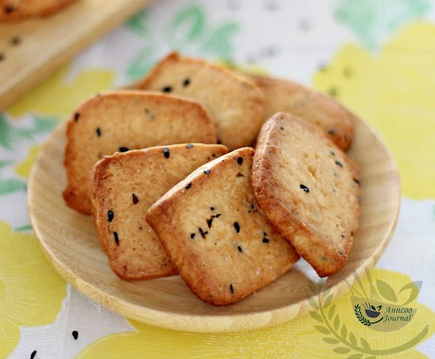Miso Biscuits