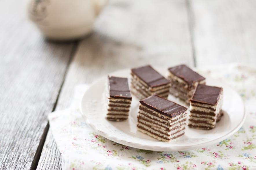 Croatian Layer Cake Recipe