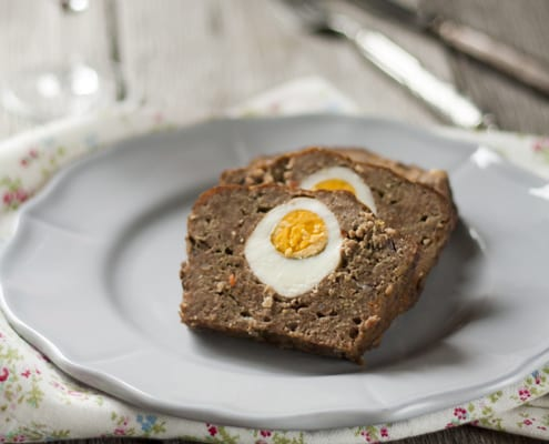 Croatian meatloaf recipe