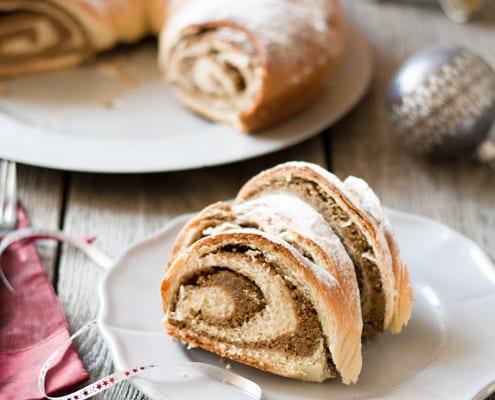Croatian Walnut roll recipe