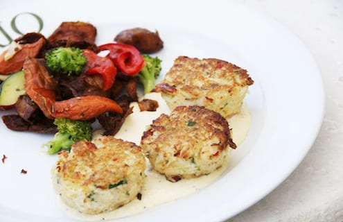 Brio Shrimp And Crab Cake Recipe