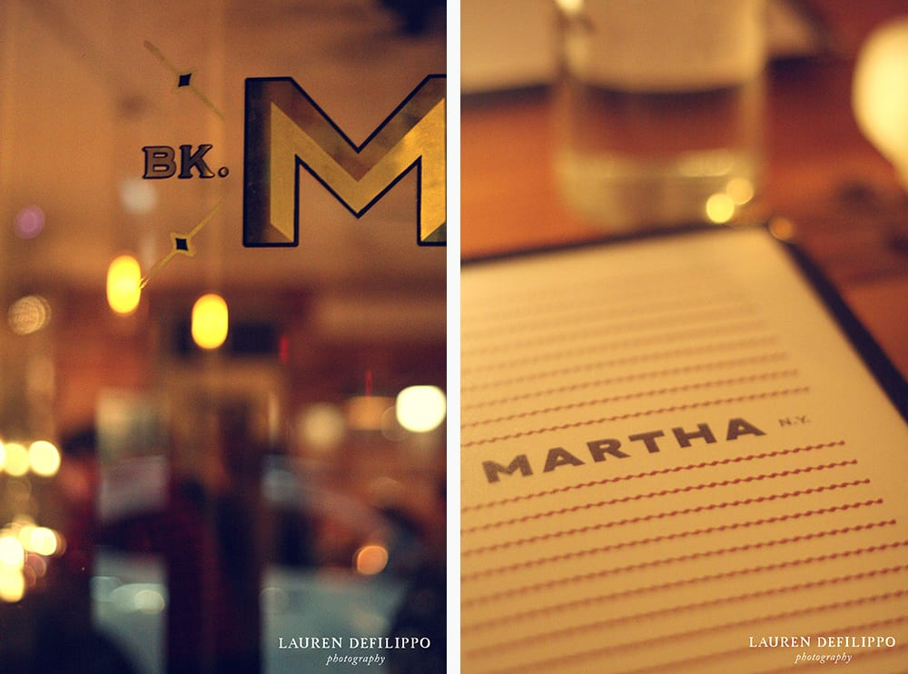 Marthas Fort Greene