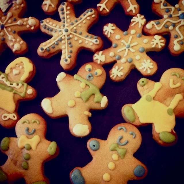 Holiday Cut Out Cookies Recipe