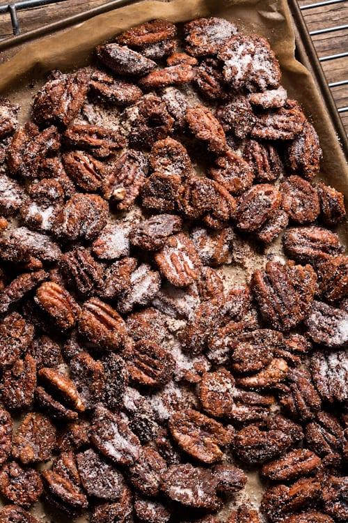 Bourbon Pecans Recipe
