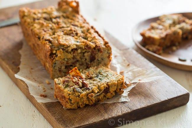 Gluten-Free Tomato Bread Recipe Paleo