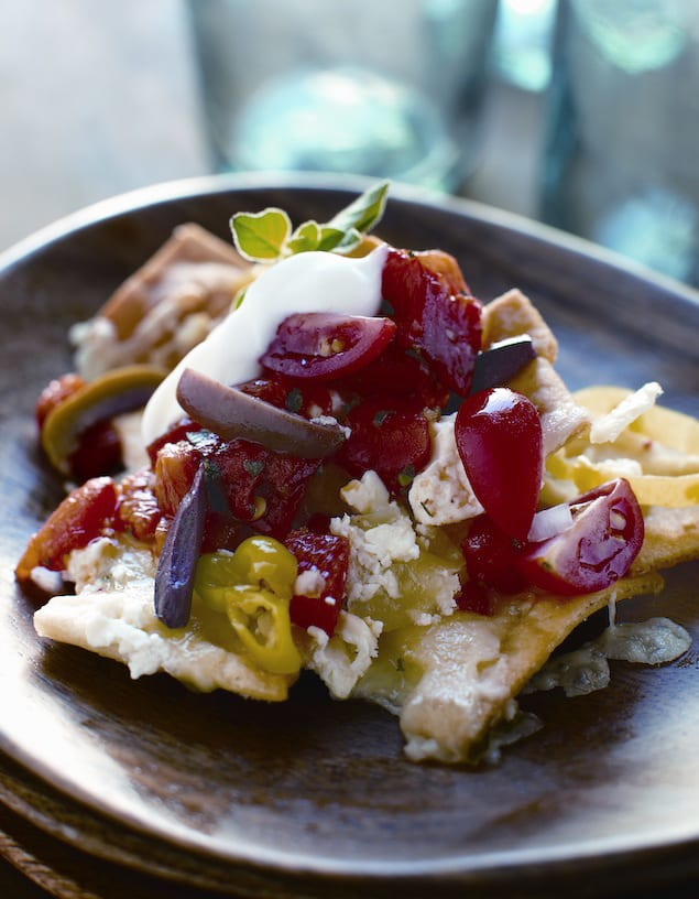 Greek Nachos Recipe