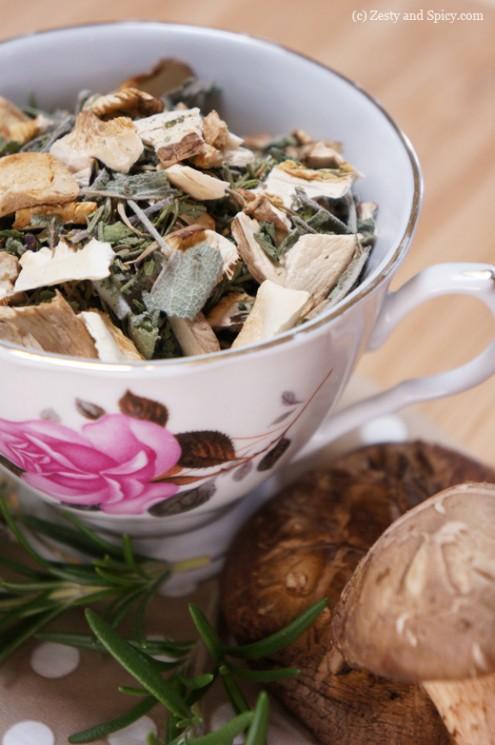 Longevity Tea Blend