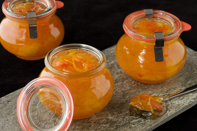 Ruby Red Grapefruit Marmalade Recipe