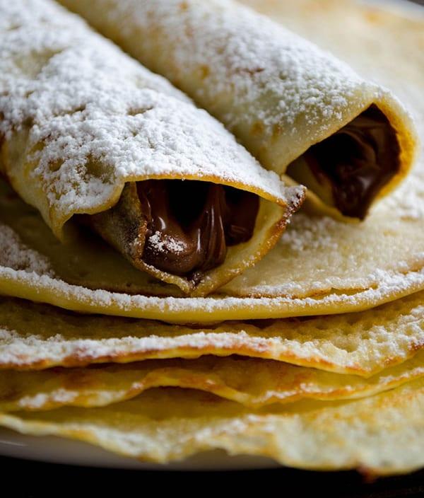 Gluten-Free Crepes recipe