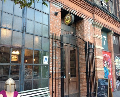 Bowery Coffee, New York City Review
